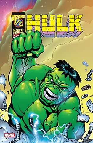 Incredible Hulk (1999-2007) #½