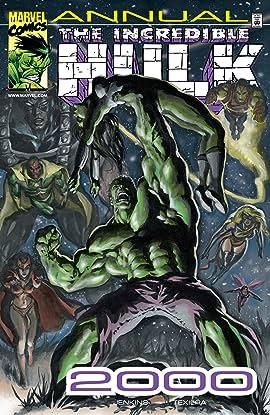 Incredible Hulk Annual 2000 #1
