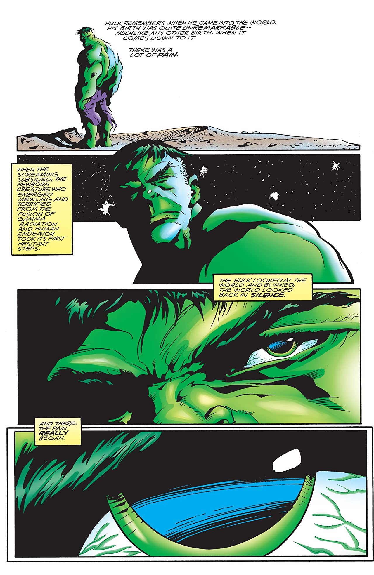 Incredible Hulk Annual 2000 #1