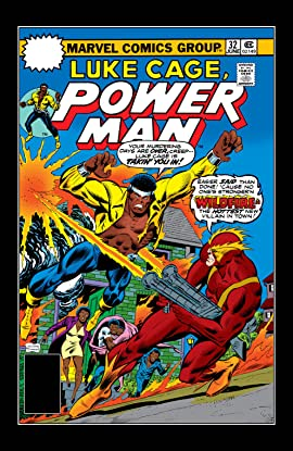 Power Man (1974-1978) #32