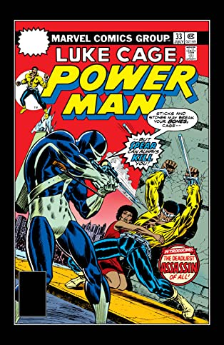 Power Man (1974-1978) #33
