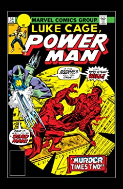 Power Man (1974-1978) #34