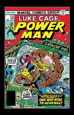Power Man (1974-1978) #35