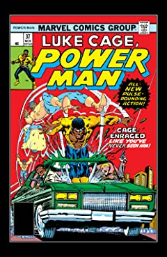 Power Man (1974-1978) #37