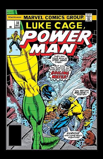 Power Man (1974-1978) #38