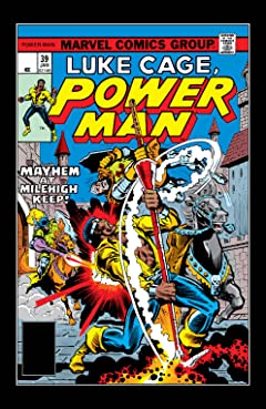 Power Man (1974-1978) #39