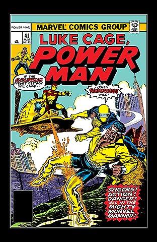 Power Man (1974-1978) #41