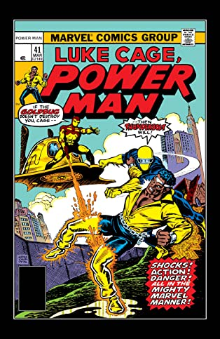 Power Man (1974-1978) #41