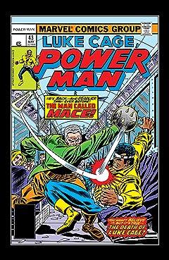Power Man (1974-1978) #43