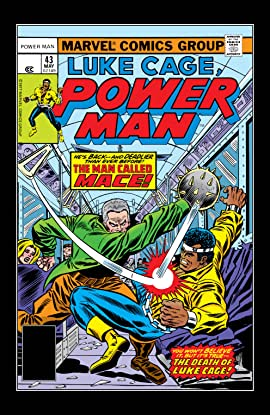 Power Man (1974-1978) #43