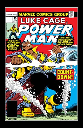 Power Man (1974-1978) #45