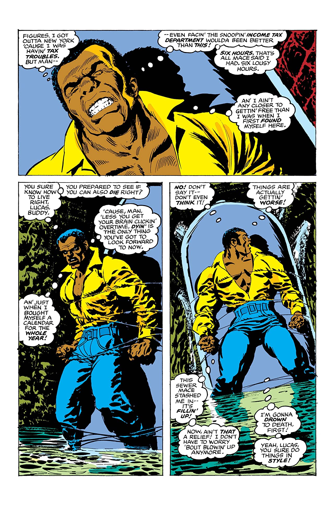 Power Man (1974-1978) #45