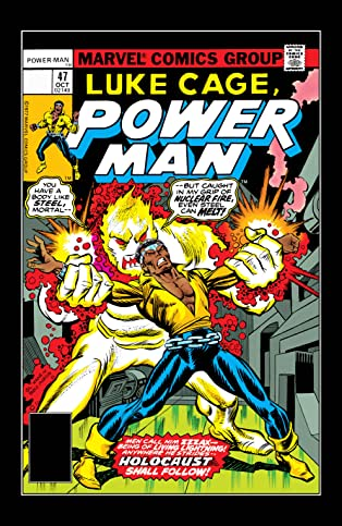 Power Man (1974-1978) #47