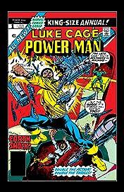 Power Man (1974-1978) Annual #1