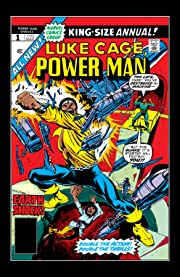 Power Man (1974-1978) Annual #1