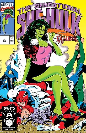 Sensational She-Hulk (1989-1994) #26