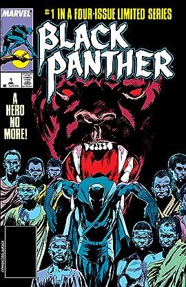 Black Panther (1988) #1 (of 4)