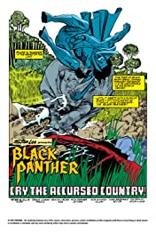 Black Panther (1988) #1 (of 4)