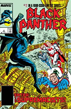 Black Panther (1988) #2 (of 4)
