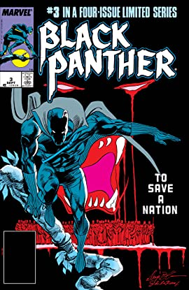 Black Panther (1988) #3 (of 4)