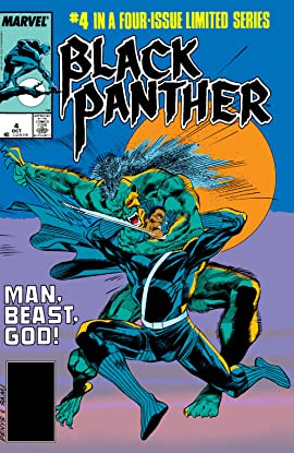 Black Panther (1988) #4 (of 4)
