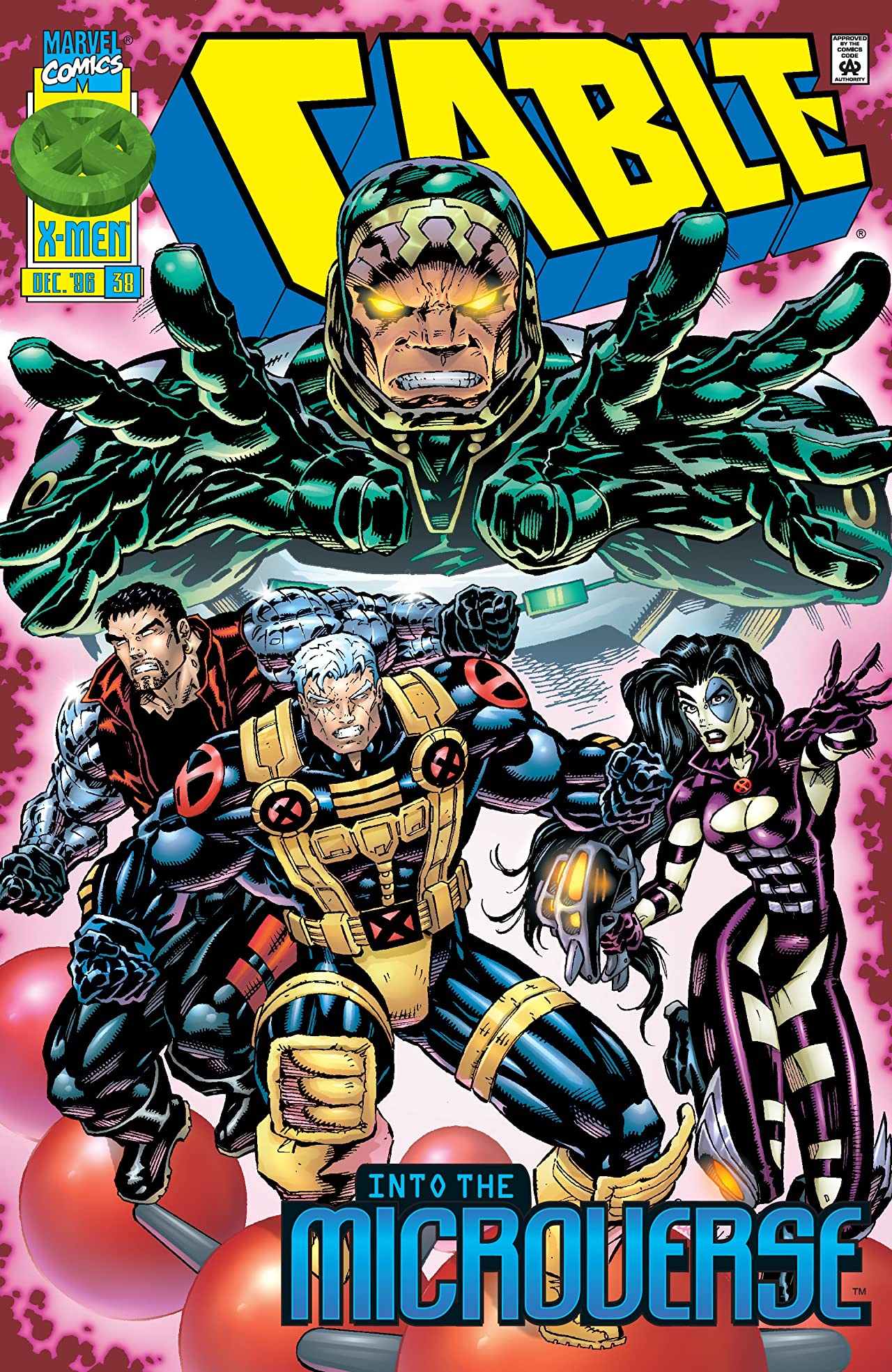 Cable (1993-2002) #38