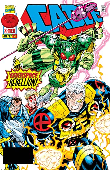 Cable (1993-2002) #39