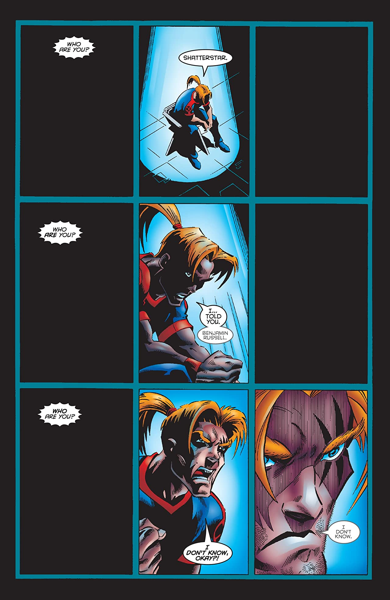 X-Force (1991-2002) #59