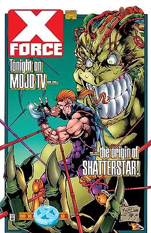 X-Force (1991-2002) No.60