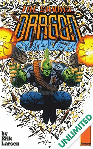 The Savage Dragon: Baptism of Fire