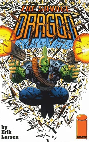Savage Dragon Tome 1: Baptism of Fire