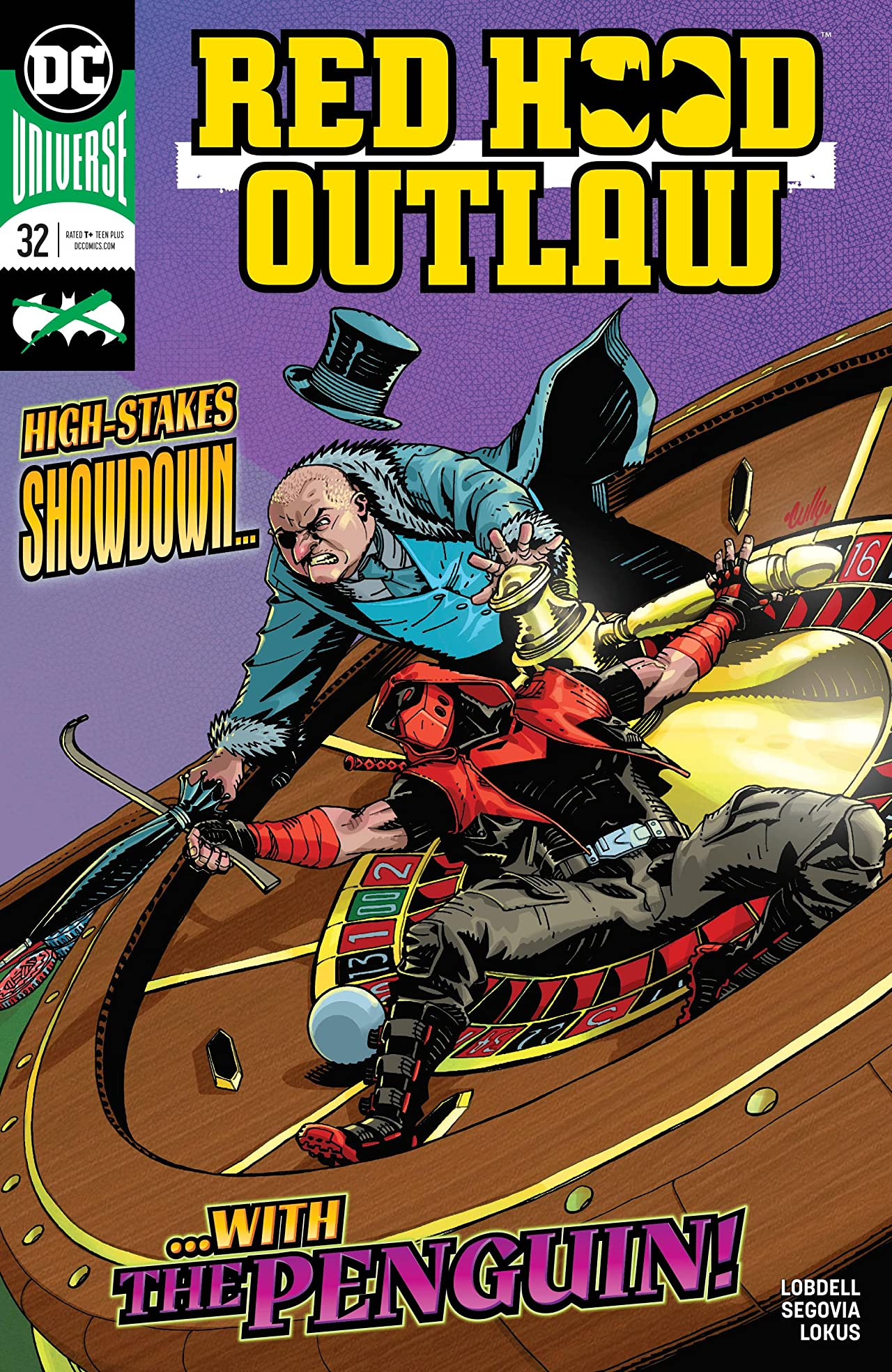 Red Hood and the Outlaws (2016-) #32