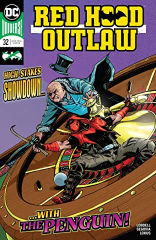 Red Hood: Outlaw (2016-) No.32