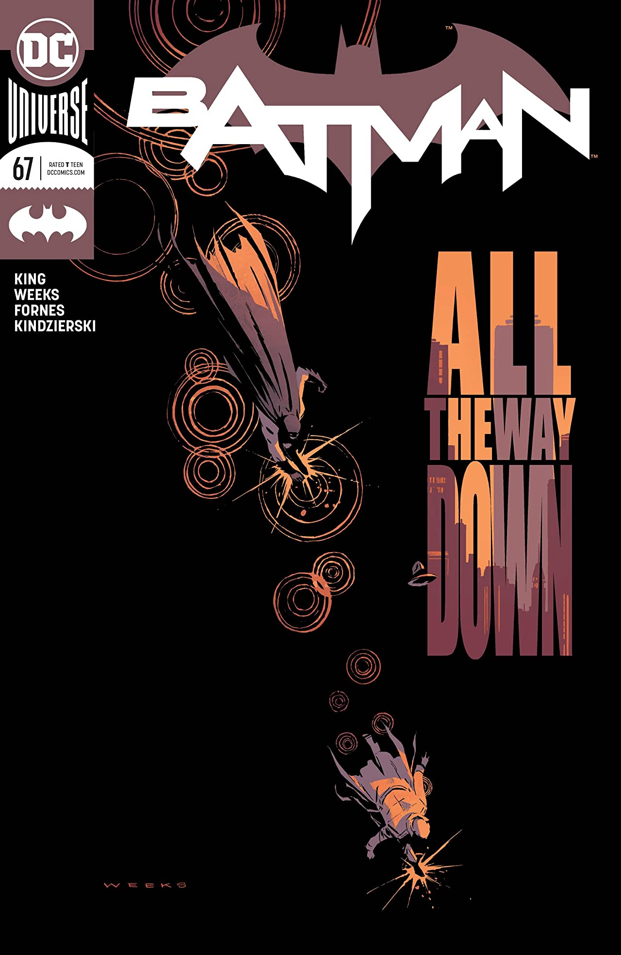 Batman (2016-) No.67