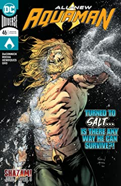Aquaman (2016-) No.46