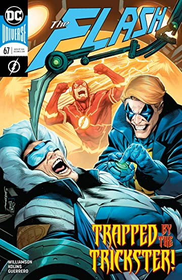 The Flash (2016-) #67