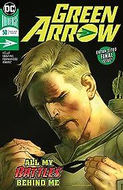 Green Arrow (2016-2019) #50