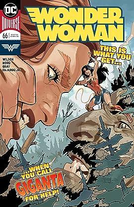 Wonder Woman (2016-) #66