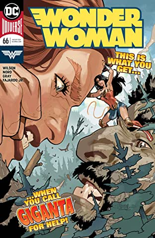Wonder Woman (2016-) No.66