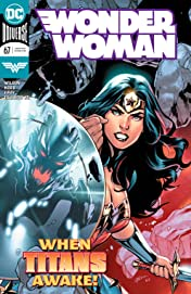 Wonder Woman (2016-) No.67