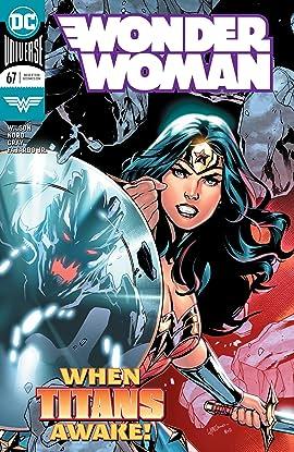 Wonder Woman (2016-) #67