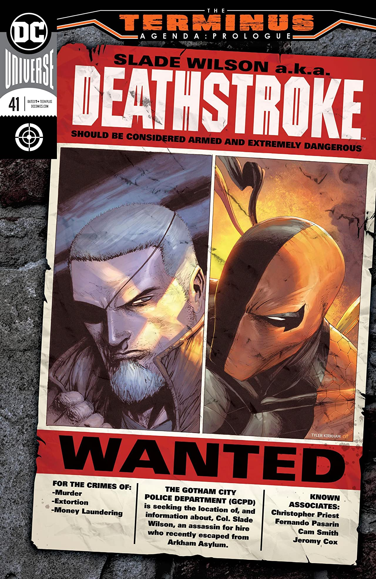 Deathstroke (2016-) No.41