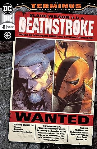 Deathstroke (2016-) #41