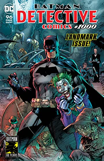 Detective Comics (2016-) No.1000