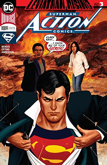 Action Comics (2016-) No.1009