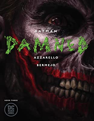 Batman: Damned (2018-) No.3