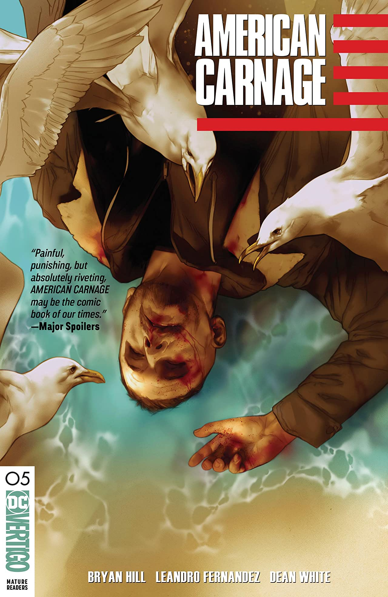 American Carnage (2018-) #5
