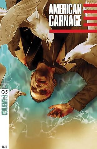 American Carnage (2018-) #5