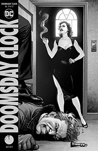 Doomsday Clock (2017-) No.10