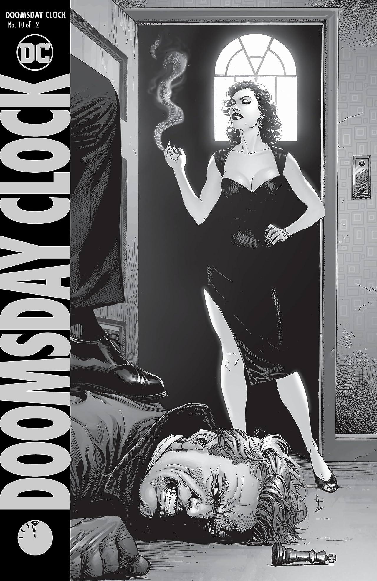 Doomsday Clock (2017-) #10